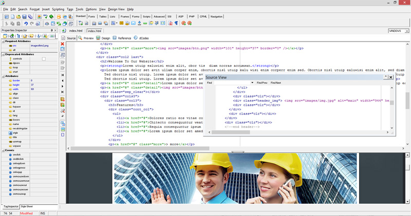Website Builder Html Editor By Web Design Land